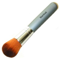 Ultimate Blush / Handi Buki Brush - Silver